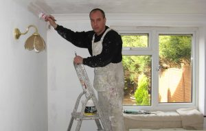 House Painter Perth Area - Wallpaper Hanging | Natalie Interior