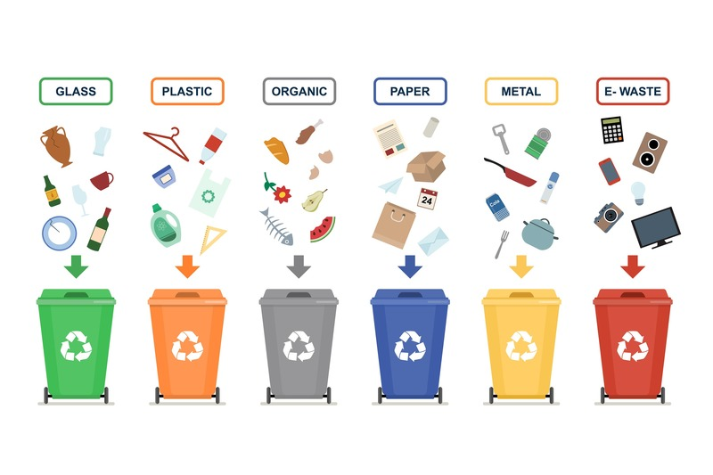 waste recycling companies