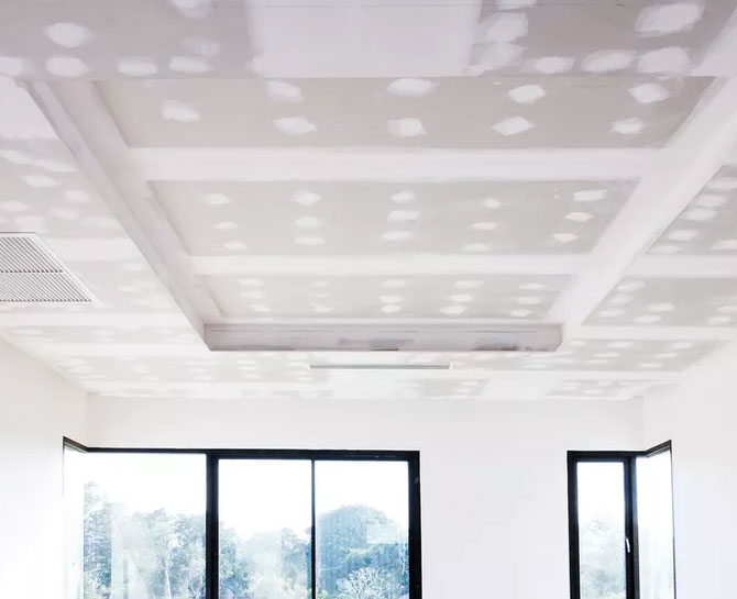 gyprock plasterboard - ceiling fixers Perth